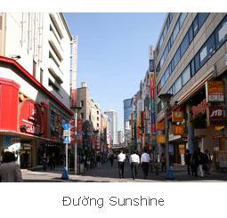 Đường Sunshine